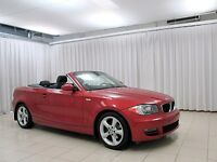 2009 BMW 1 Series 128i CABRIOLET w/ PREMIUM PACKAGE