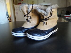 Rugged Outback Boots