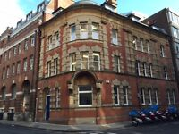 190 sq ft (18 sq m) self contained office in beautifully renovated Grade II listed building BS1
