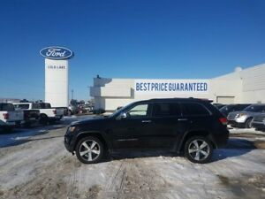 2016 Jeep Grand Cherokee $293 BI-WEEKLY*, LIMITED, POWER SUNROOF