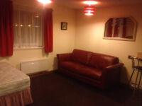 Studio Flat, fully furnished Peterhead