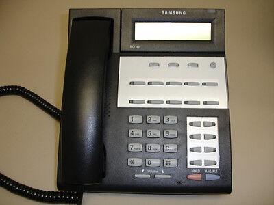 Five Refurbished Samsung Idcs 18d Falcon Phones Charcoal Black F18dg