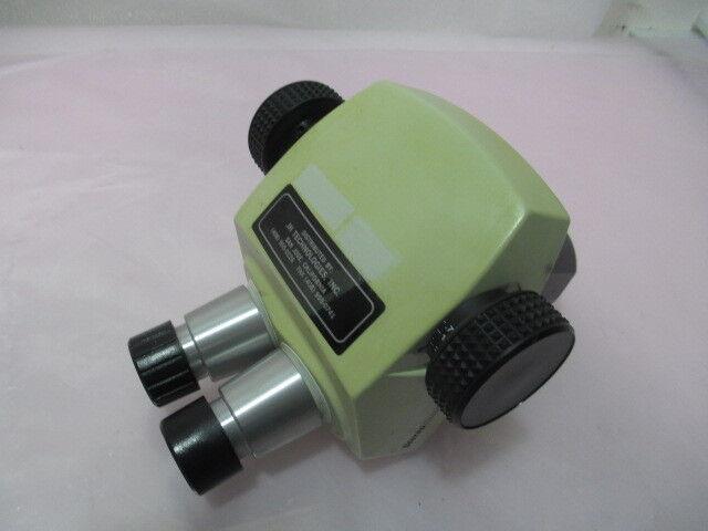 Leica Stereozoom SZ-4, Microscope head. 416471