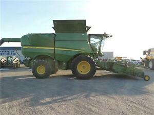 2012 JD S690, Loaded, 868hrs sep, 24 Mos. Interest free OAC