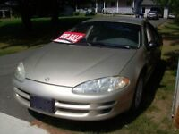 2002 Dodge Intrepid Silver 4dr. 2.7l v6 auto certified and etest