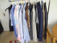 93 PIECES OF BRANDED USED MENS/BOYS-LADIES CLOTHING COLLECTION