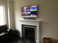 Tv Wall Mounting Installation Service Toronto GTA 647-523-2240