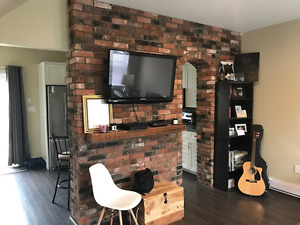 Newly Renovated Townhouse, Downtown Charlottetown