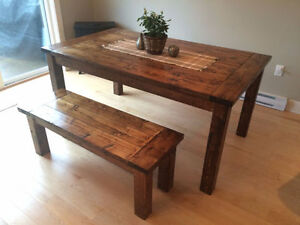 SALE! Harvest Tables/Console Tables/Coffee Tables