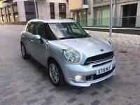 2015 Mini Countryman 2.0TD Cooper SD JCW Bumpers John Cooper Works S R60
