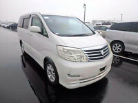 FRESH IMPORT LATE 2005 FACE LIFT TOYOTA ALPHARD ESTIMA 3.0 VVT-I AUTOMATIC