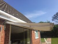Garden Electric Awning or Canopy