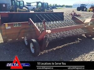 1999 H & S HM2000 Windrow Merger