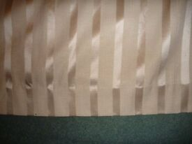 2 Pairs Laura Ashley Thermal Lined Curtains & Tie Backs