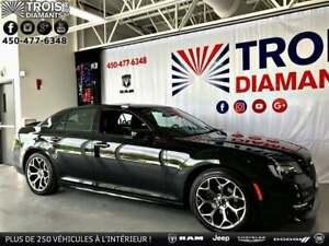 2018 Chrysler 300 S*CUIR*NAV*AUDIO BEATS*TOIT PANO*CAMÉRA*DÉMARR