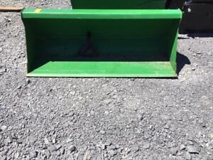 "JOHN DEERE COMPACT UTILITY BUCKET – 48"" – PIN ON"
