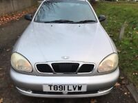 AUTOMATIC DAEWOO LANOS 78000 MILES VERY GOOD CONDITION DRIVES GREAT NO FAULTS