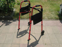 Deluxe Drive Travel Walker For Sale