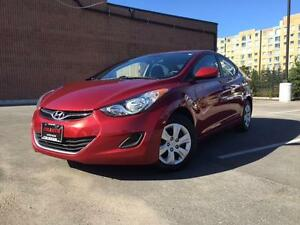 2011 Hyundai Elantra GLS-AUTOMATIC-NEW TIRES & BRAKES-ONLY 58KM