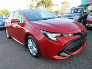 2018 Toyota Corolla Mzea12R Ascent Sport Red 10 Speed Constant Variable Hatchback Mount Gravatt Brisbane South East Preview