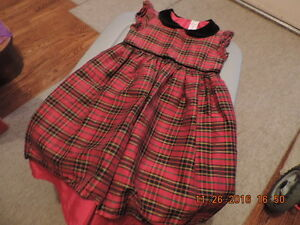 Girl's Size 5T Gymboree Party Dress