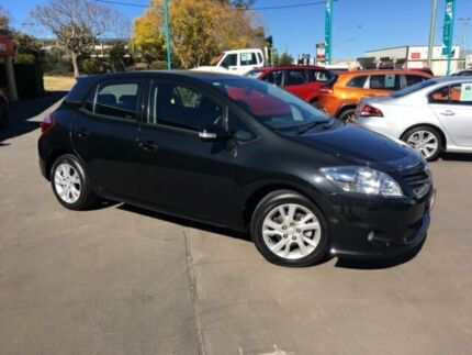 2011 Toyota Corolla ZRE152R MY11 Ascent Sport Black 4 Speed Automatic Hatchback South Toowoomba Toowoomba City Preview