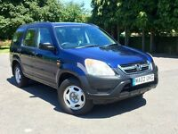 HONDA CR-V AUTOMATIC CRV AUTO, FULL HONDA HISTORY, 1 OWNER, 2 YEARS WARRANTY, CR V, RAV4, ML, X3, X5