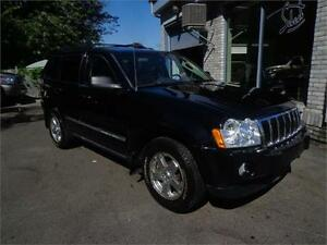 2007 JEEP GRAND CHEROKEE DIESEL LIMITED W/NAVIGATION