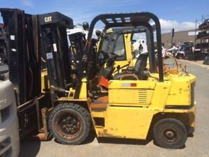 WANTED, 6000 LB FORKLIFT