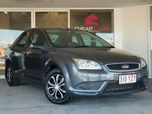 2007 Ford Focus LS CL Grey 4 Speed Sports Automatic Sedan Brendale Pine Rivers Area Preview