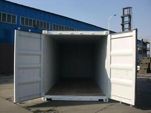 20' and 40' Shipping Containers - The Container Guy