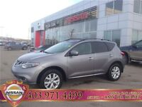 2012 Nissan Murano SL Heated leather seats/Premium Bose stereo