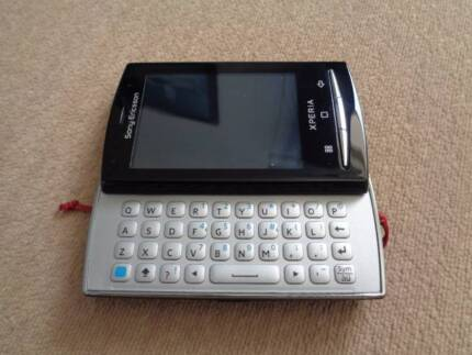 Sony Ericsson XPERIA X10i Mini Pro. Mannum Mid Murray Preview