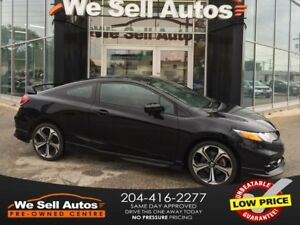 2014 Honda Civic Si 2dr Coupe *PUSH START* CAM* BLIND SPOT CAM