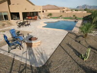 Mesa Affordable Luxery Oasis Home, Large Heated Pool, Putt Green