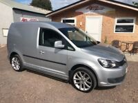 VOLKSWAGEN CADDY 1.6 TDI 102 BHP HIGHLINE 2015