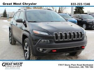 2014 Jeep Cherokee NO ACCIDENTS**ONE OWNER**HEATED SEATS**HEATED