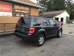 2008 Ford Escape XLT**4WD**CERTIFIED & E-TESTED**ONLY 169 KMS London Ontario image 2