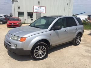 2004 Saturn Vue-AWD-SUNROOF-HTD SEATS-LOADED