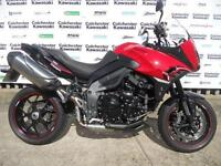 Triumph Tiger Sport 1050 2013 Plate Excellent Condition
