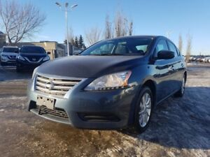 2013 Nissan Sentra SV AUTO Accident Free,  Heated Seats,  Sunroo