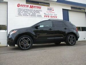 "2014 Ford Edge SEL AWD, LEATHER,NAV,REMOTE START, SYNCH,20"" WHEE"