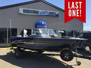 MIRROCRAFT 18FT AGGRESSOR PRO X 1863 - END OF SUMMER SALE!
