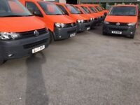 VW Transporters 2012 - choice of 50