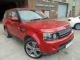 Land Rover Range Rover Sport 3.0SD V6 ( 258ps ) 4X4 ( s/s ) Auto 2014MY HSE