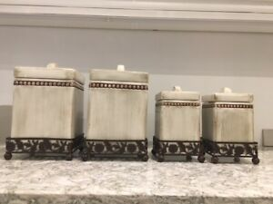 Set of 4 Cannisters
