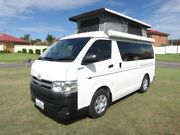 2012 Toyota Hiace Camper – ONLY 34,000KMS - AUTO Glendenning Blacktown Area Preview