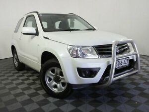 2013 Suzuki Grand Vitara JB MY13 Urban Navigator White 4 Speed Automatic Hardtop Wayville Unley Area Preview
