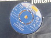 Vinyl 7in 45 Keep On Running / High Time - The Spencer Davis Group Fontana TF 632 Mono 1965