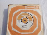 Vinyl Record 7in 45 A Whiter Shade Of Pale / Lime Street Blues – Procol Harum Deram DM 126 Mono